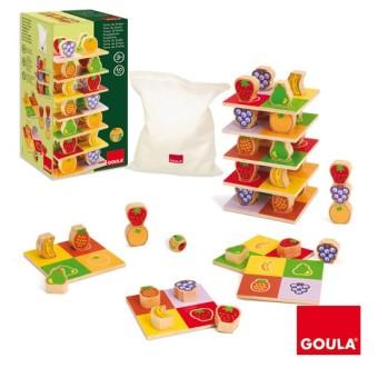 Torre di frutta Goula