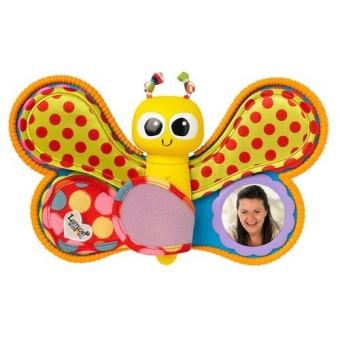 Farfalla portafoto sonora