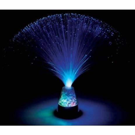 Lampada a fibre ottiche