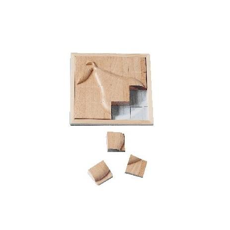 Beleduc Puzzle in rilievo Pera