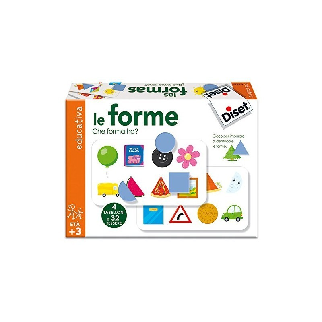 Diset 63452 Le forme