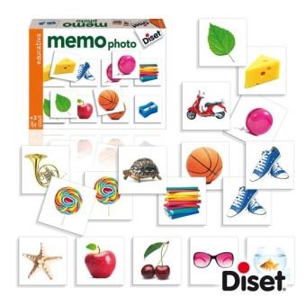 Diset 63698 Memo photo oggetti