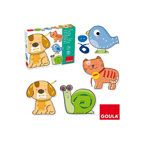 Goula 53138 Allacciare Animali