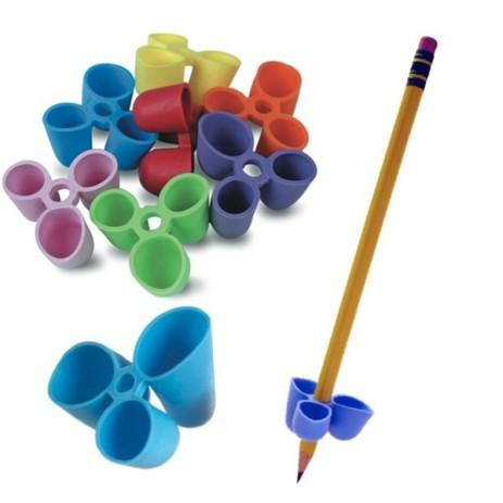 Set di 3 artigli per scrivere misura media