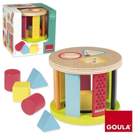 Goula 53455 Tamburo forme geometriche