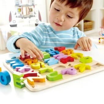 Hape E1504 Puzzle delle lettere