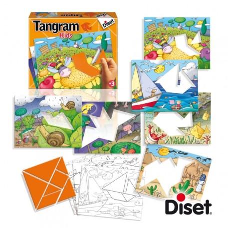 Diset 76503 Tangram