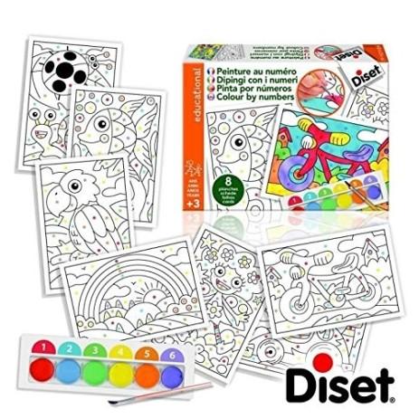 Diset 63457 dipinger numeri