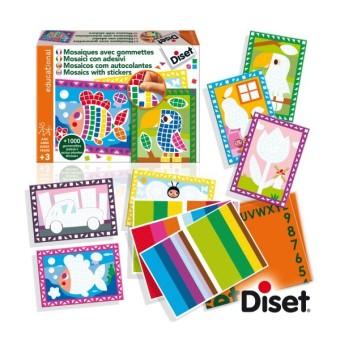 Diset 63461 mosaici adesivi