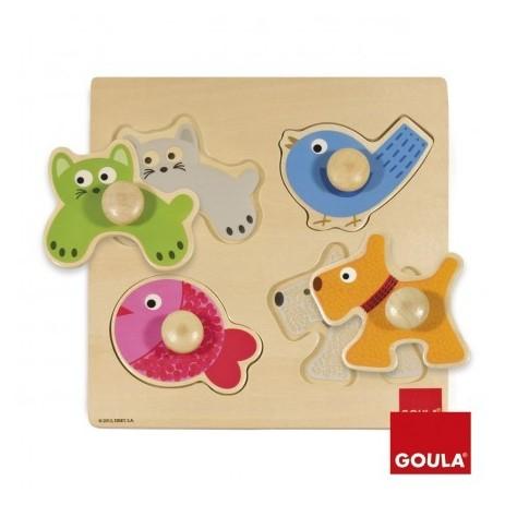 Puzzle Animali domestici