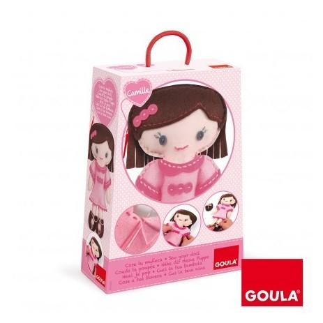 Goula 52022 Cuci la tua bambola Camille
