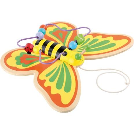 Small Foot company 5883 Tirare la farfalla