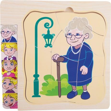 Small Foot Company 4340 La vita della nonna
