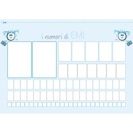 Eserciziario per la scrittura dei numeri