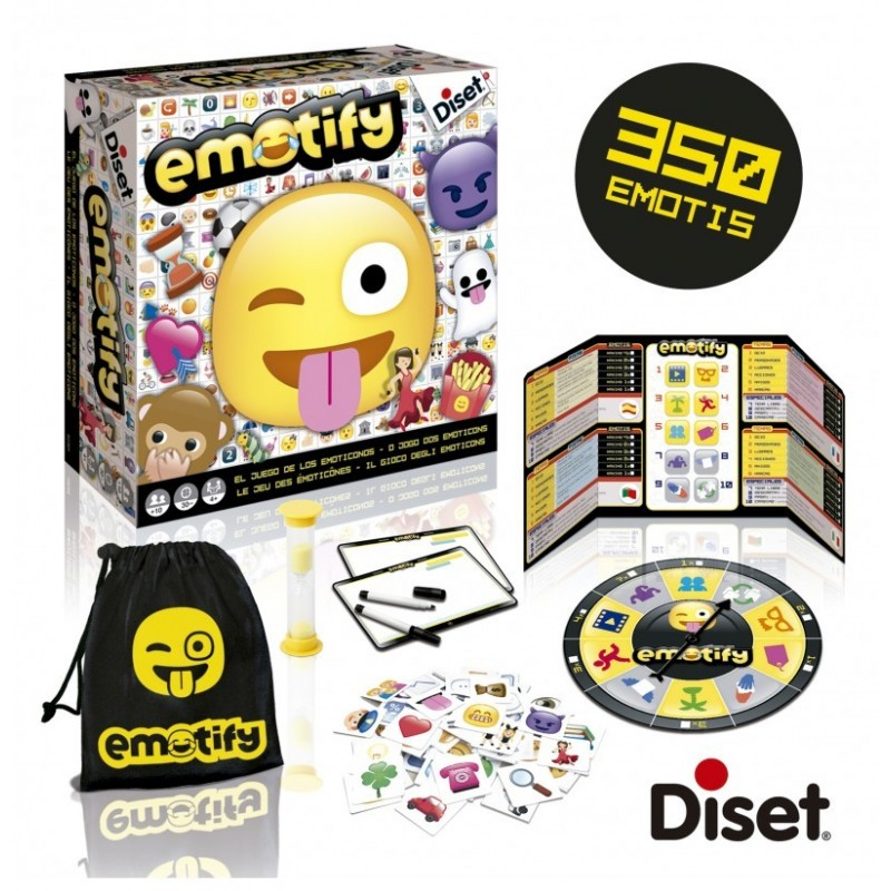 Diset 62301 Emotify