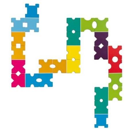 Domino colorconda