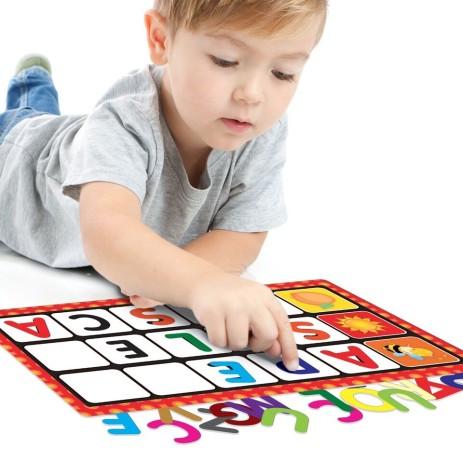 Headu 20515 Lettere e parole Montessori