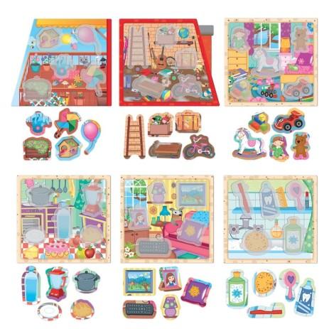 Headu 20454 La mia casetta Montessori
