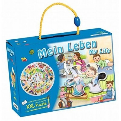 "Beleduc 11120 Puzzle ""My life"""