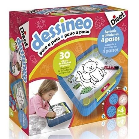 Diset 60187 Dessineo impara a disegnare