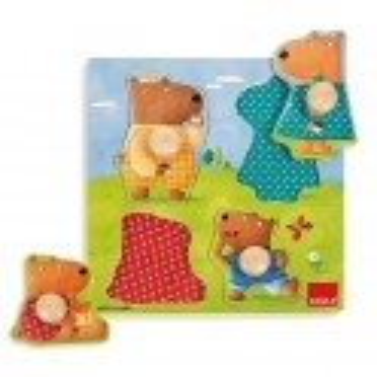 Goula 53119 Puzzle famiglia orsi