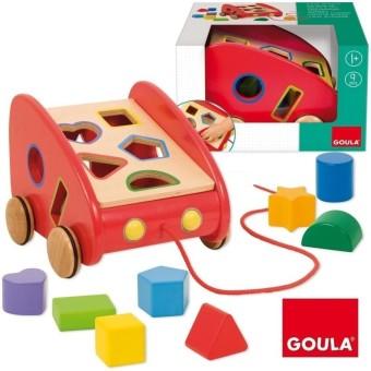 Goula 55217 Maccina trainabile