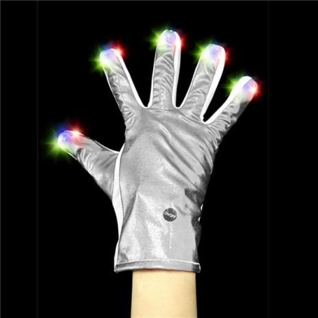 """Guanto """"MAGIC LED"""" luminoso con led"""