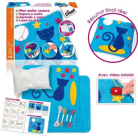 Diset 63773 Impara a cucire