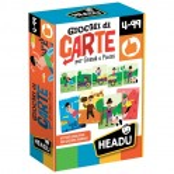 Headu 21918 Giochi di carte