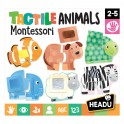 Headu 20188 Tactile Animals Montessori