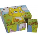 Small foot 3468 Puzzle a dadi