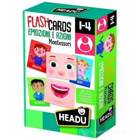 Headu 23103 Montessori Emozioni e Azioni