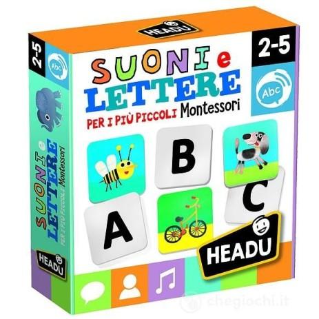 Headu 22977 Suini e Lettere per i più piccoli