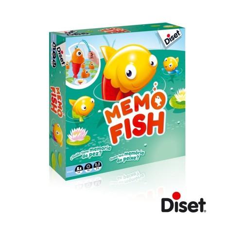 Diset 62312 Memo Fish