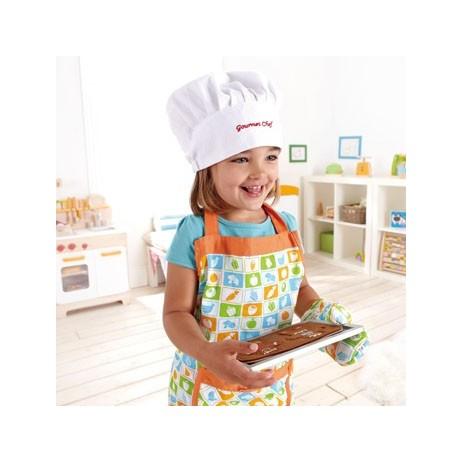 Hape E3119 Completo da piccolo chef