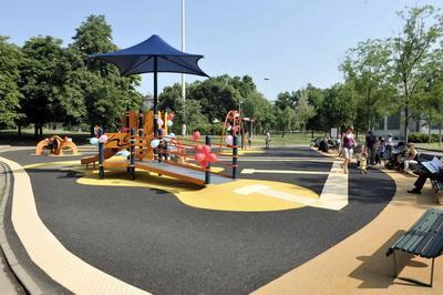 Accessibilità e disabilità: parchi giochi per bambini - Orso Azzurro Blog