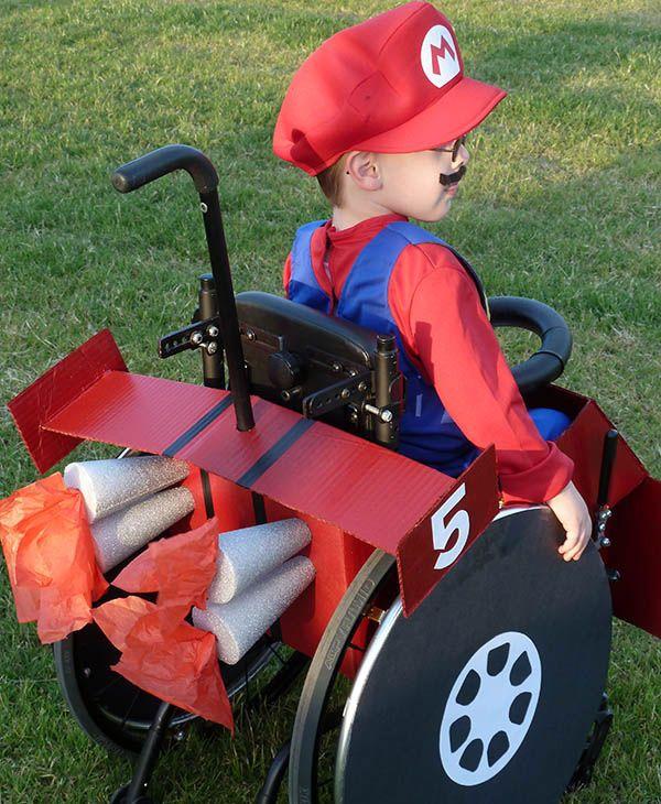 Costume di carnevale Mario Bros
