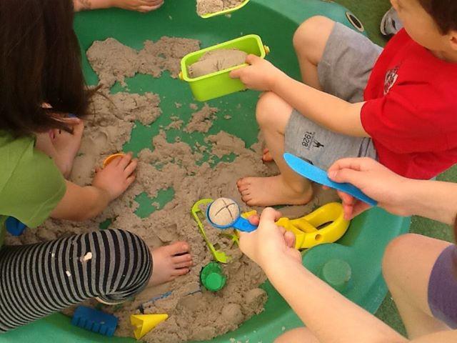 Super Giocare con la sabbia, una vera e propria attività terapeutica per  ZY93