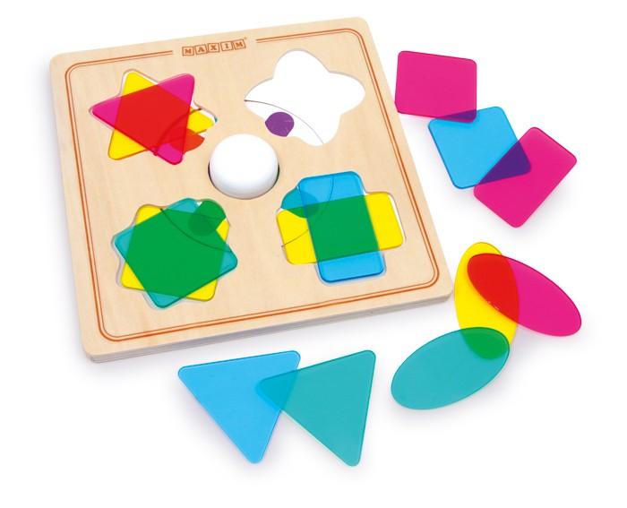 Forme magiche, per imparare come nascono i colori!