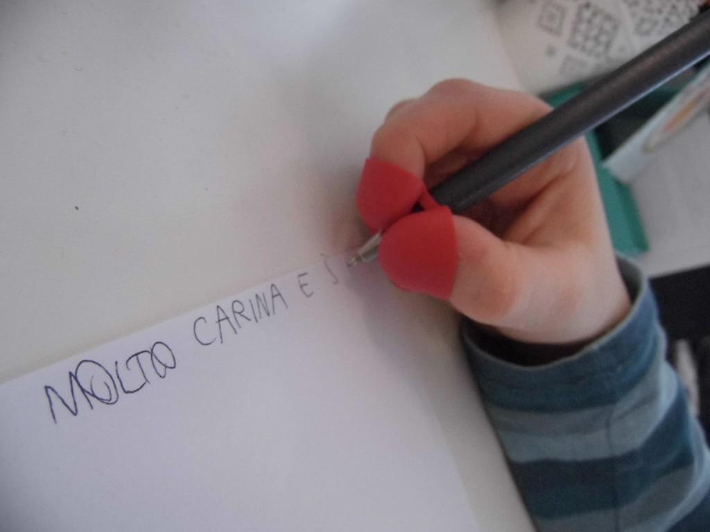 artiglio writing claw