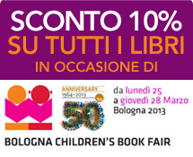 In occasione della fiera del libro dei ragazzi 10% di sconto su tutti i libri di Orso Azzurro!