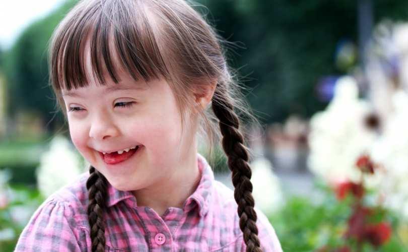Giocattoli per i bambini con la sindrome di Down