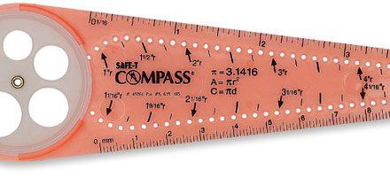 Il compasso Safe-T aiuta i bambini e i ragazzi con disgrafia e disprassia