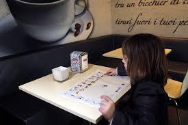 Al bar scelgo io! La comunicazione con i simboli CAA entra nei bar di Bergamo