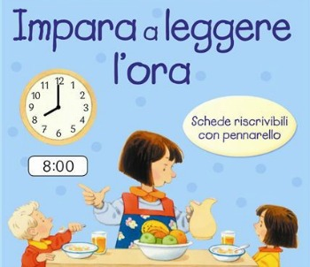 Come insegnare ai bambini a leggere l'ora