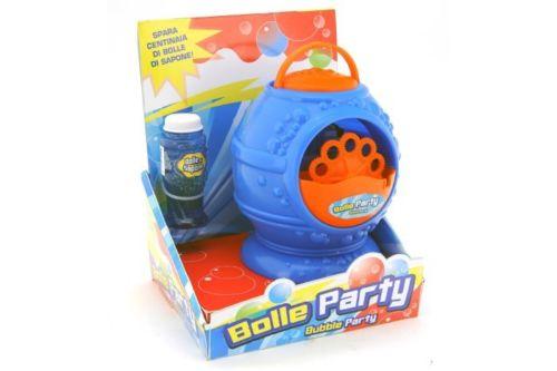 macchina sparabolle per fare bolle di sapone
