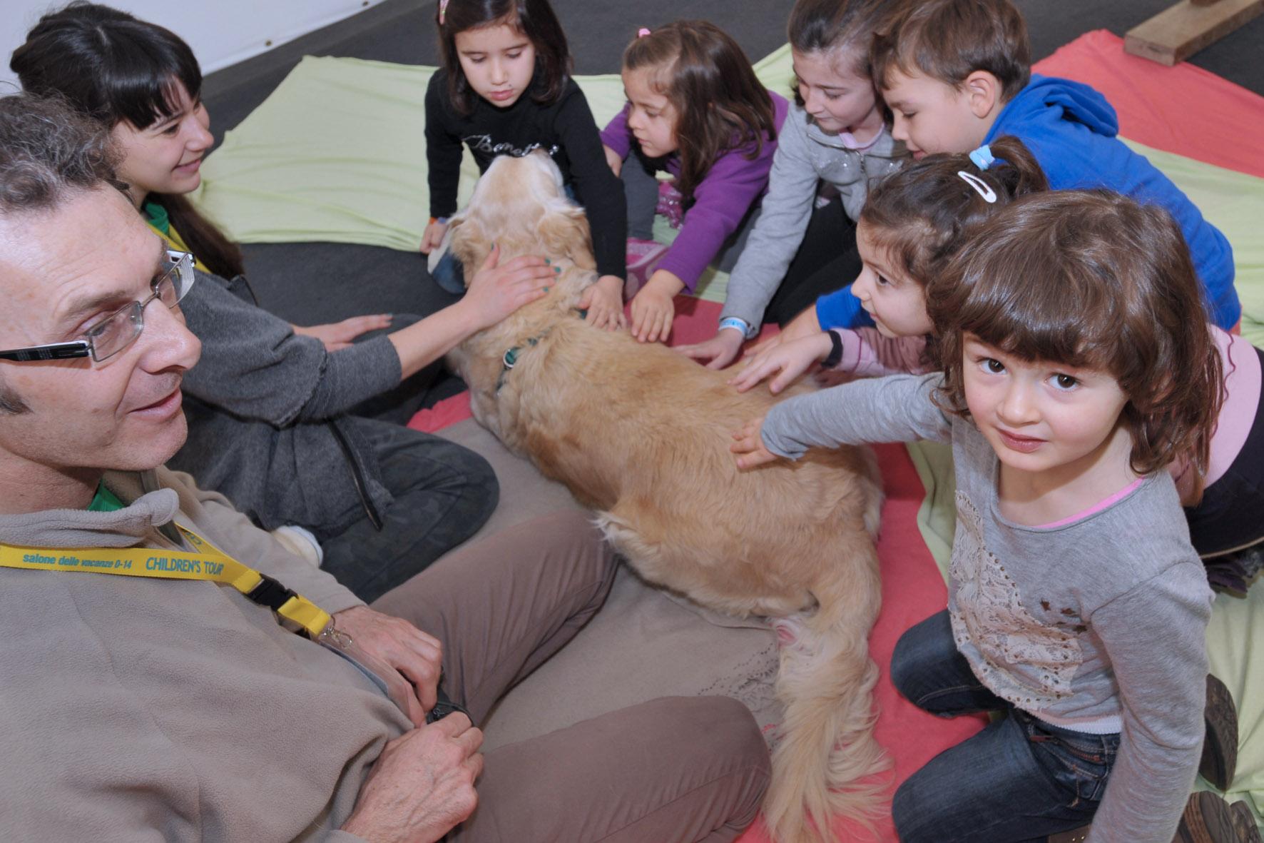 Orso Azzurro Store al Children's Tour a Modena Fiere i prossimi 21-22-23 marzo!