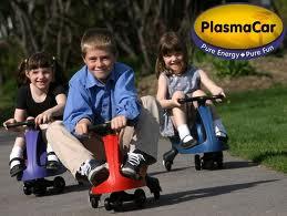 Plasmacar, un giocattolo eccezionale!