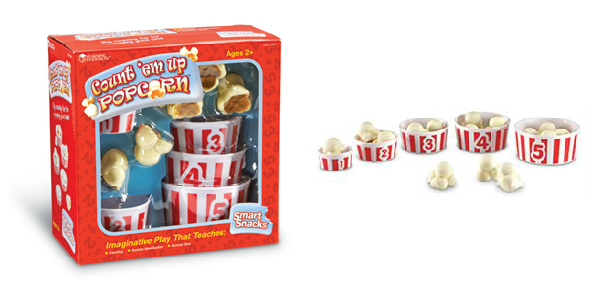 pop corn learning resources