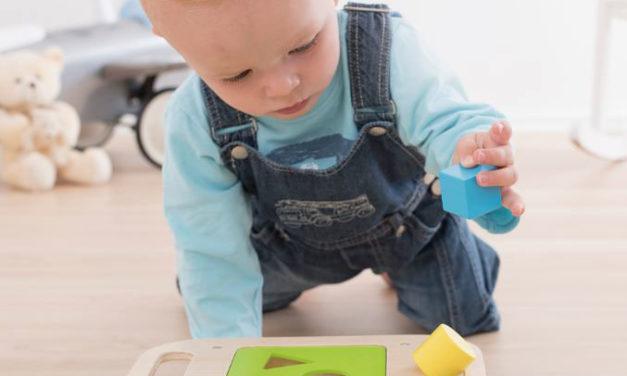 Coordinazione oculo-manuale nei bambini, i giochi per stimolarla finda piccoli